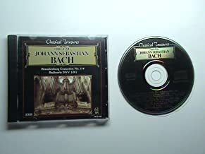 Classical Treasures: Bach