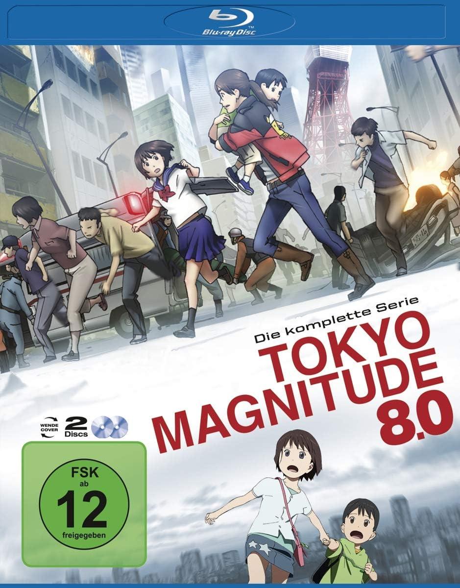 Tokyo Magnitude 8.0 2009 - BluRay 1080p Legendado Completo