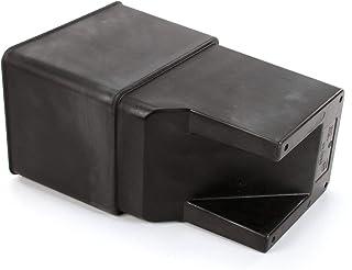 Server 07046, Black, Rectangular Vessel