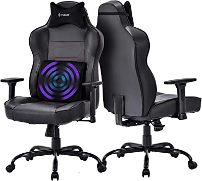 Big and Tall Massage Gaming Chair under 200