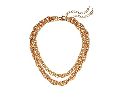 8 Other Reasons Private Island Necklace (Gold) Necklace