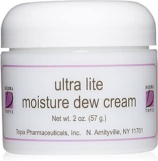 DermaTopix Ultra Lite Moisture Dew Cream, 2 oz