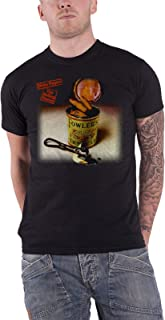The Rolling Stones T Shirt Sticky Fingers Treacle Band Logo 公式 メンズ