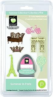 Cricut Seasonal Cartridge, Summer in Paris