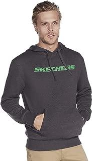 Skechers Men's Heritage Pullover Hoodie Sweatshirt