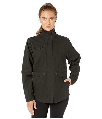 NAU Introvert Crop Jacket (Caviar) Women