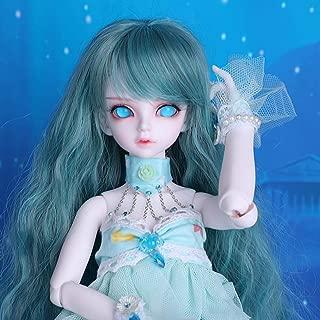 Aegilmc Full Doll BJD Scale, Doll 1/4 43Cm (17
