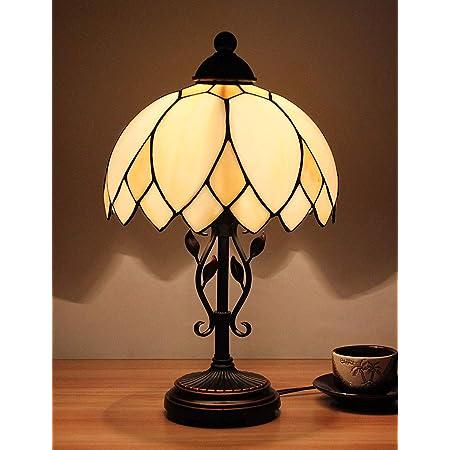10 pouces Creative Blanc Pastorale Style Minimaliste Lampe De Table Lampe De Chevet Lampe De Bureau Lampe Salon Bar Lampe