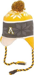 NCAA Appalachian State Mountaineers Adult Unisex Ridge Beanie One  One Size