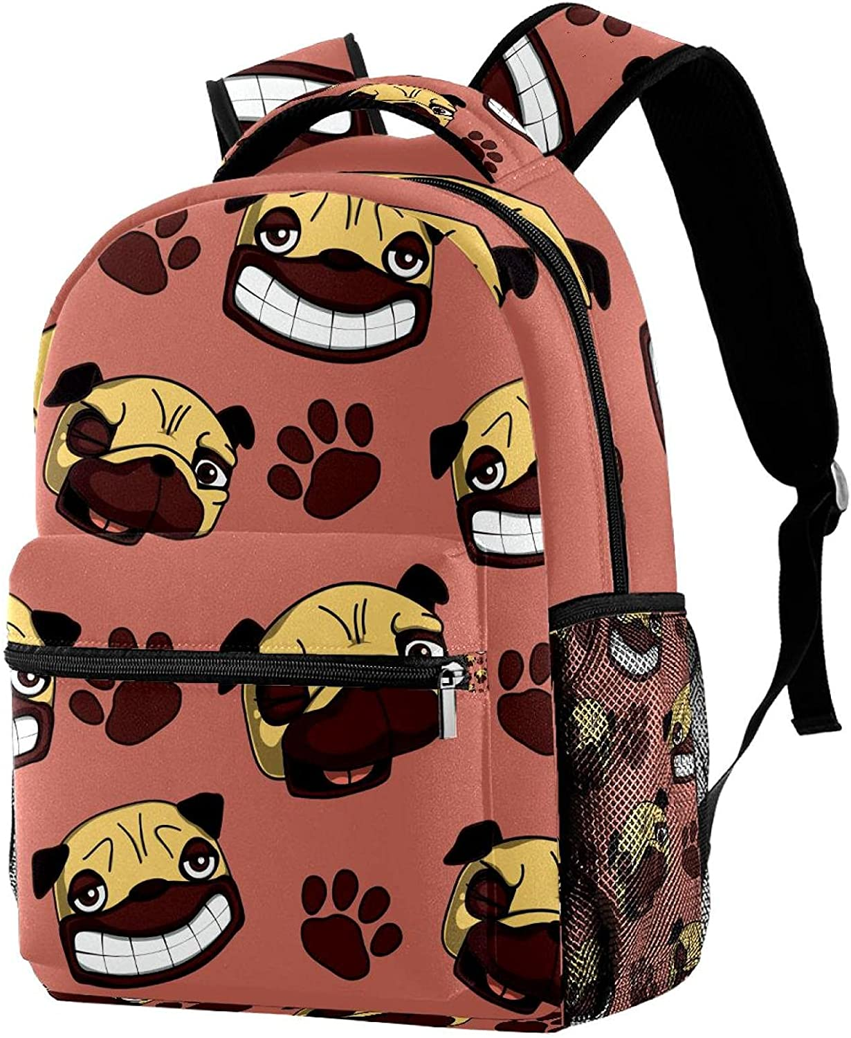 Lightweight Backpack for Girls Boy School Travel OFFicial store Bag Dog Daypack Dealing full price reduction