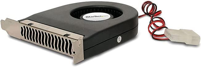 StarTech.com Expansion Slot Rear Exhaust Cooling Fan with LP4 Connector (FANCASE)