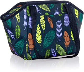Thirty One Lunch Break Thermal in Falling Feathers - No Monogram - 4182