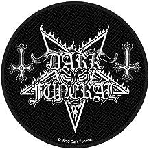 Dark Funeral Circular Logo Patch 10cm / 4 inch