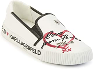 Karl Lagerfeld Paris Women's Jaylee Slip-on Sneaker