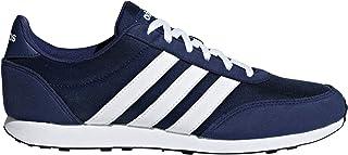 Adidas V Racer 2.0, Men's Running Shoes, Blue (Dark Blue/Ftwr White 02), 8.5 UK (42 2/3 EU) (B75795_02)