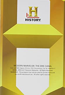 Modern Marvels: The Erie Canal