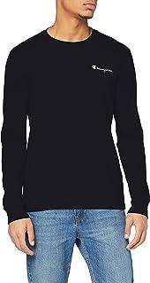 Champion Men's - Classic Small Logo Long Sleeve T-Shirt