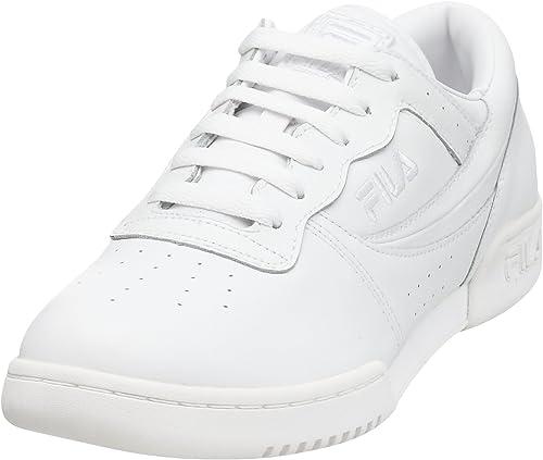 Fila Hommes's Original Fitness, Triple blanc, blanc, 12 M US  gros prix discount