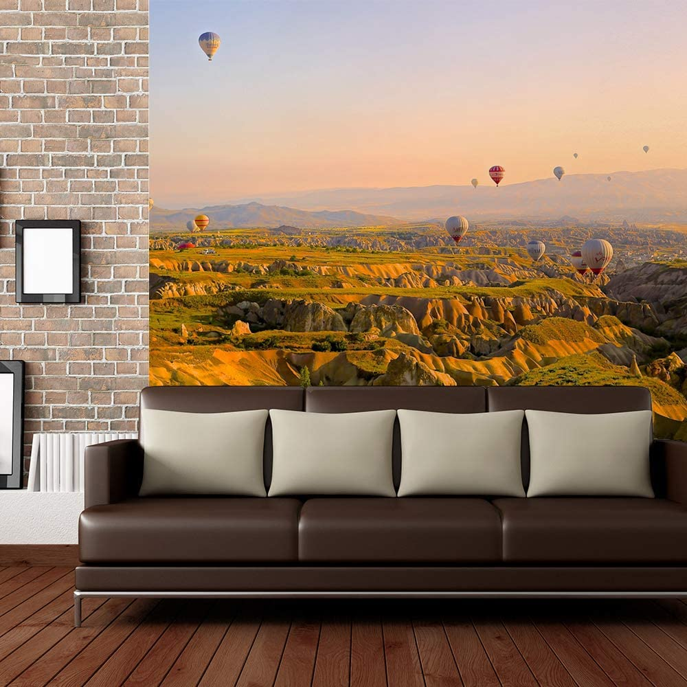 IDEA4WALL Custom メーカー直売 Wall Murals with Photos Your Rem 着後レビューで 送料無料 Large Scenery
