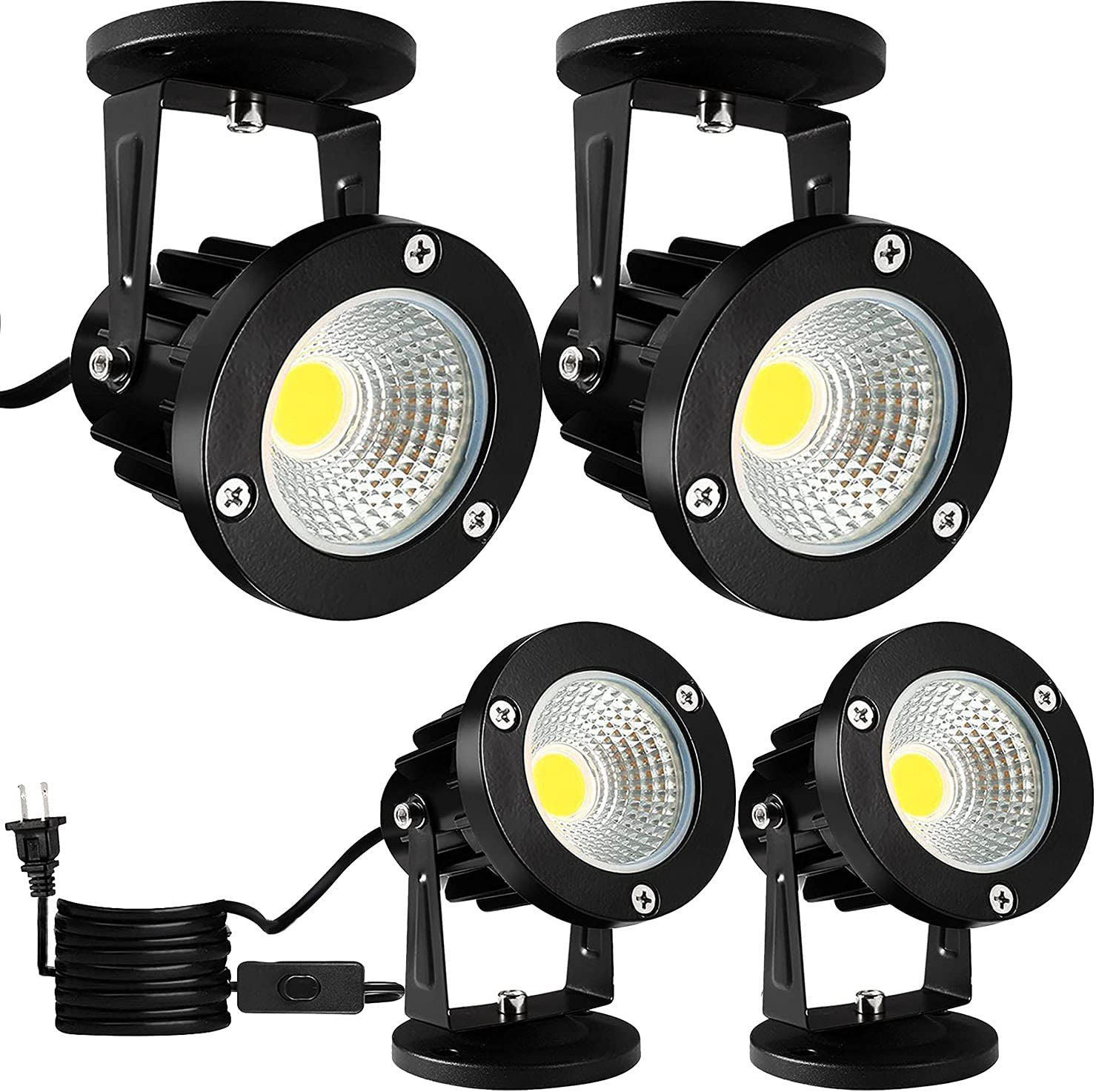 Led Spotlights Cheap super special price Outdoor High quality new LCARED Warm Spot White Lights Indoor 12W