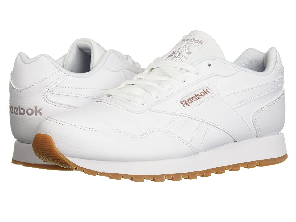 Reebok Classic Harman Run (US-White/Rose Gold/Gum) Women