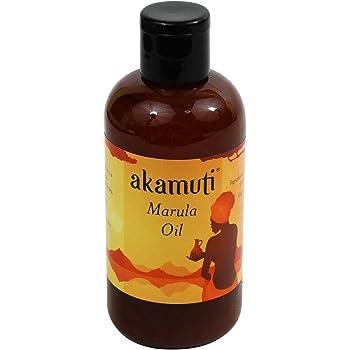 Akamuti - Olio di Marula Spremuto a Freddo - Olio Idratante Leggero Antiossidante - Ottimo come Base per l'Aromaterapia