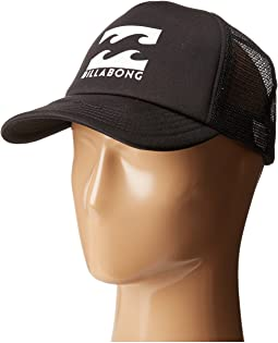 Billabong camo native rotor trucker hat  b81abba6f440