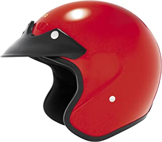 XX-Small , Red : Cyber U-6 Helmet - 2X-Small/Red