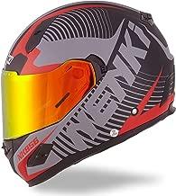 crown motorcycle helmet