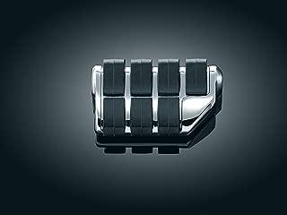Kuryakyn 7963 Motorcycle Footpegs: Premium Dually ISO Pegs without Adapters, Chrome, 1 Pair