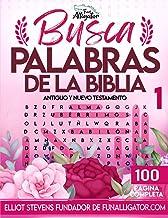 Busca Palabras de La Biblia: Antiguo y Nuevo Testamento - 1 (Spanish Edition)