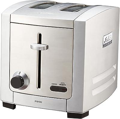 Sunbeam TA9200 Cafe Series 2 Slice Toaster, Stainless Steel