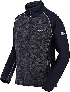 Regatta Women's Lindalla Stretch Side Panels Softshell Jacket with Zipped Pockets Fleece