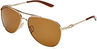 Oakley Women's Daisy Chain Oo4062 Polished Gold Frame/Bronze Polarized Lens Metal Sunglasses