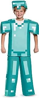 (small) - Minecraft Armour Prestige Child Costume