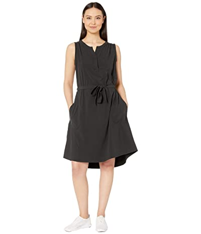 Royal Robbins Spotless Traveler Tank Dress (Jet Black) Women