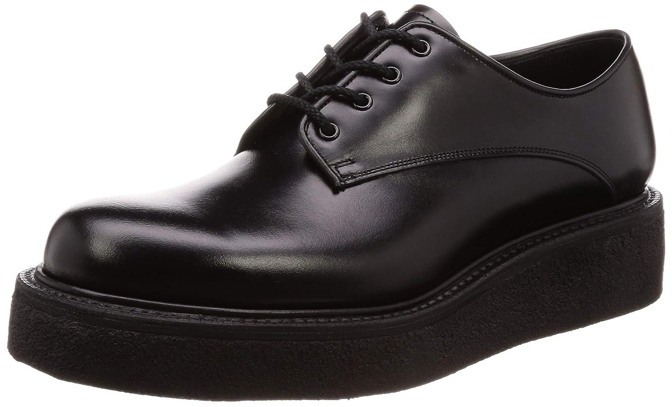 傷つけるストレスの多い波紋革靴 HARDER メンズ