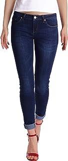 Fraternel Pantalones Vaqueros Mujer Skinny