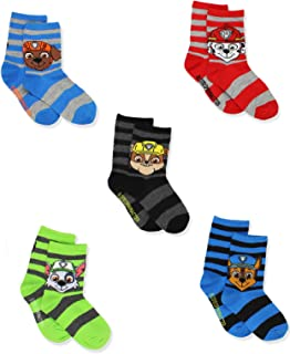 Paw Patrol Boys Girls Multi Pack Socks Set