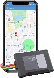 4G LTE Livewire 4 Vehicle GPS Tracking Device For Cars, Trucks, Teens, Fleets, With No Batteries Required - SUBSCRIPTION REQUIRED