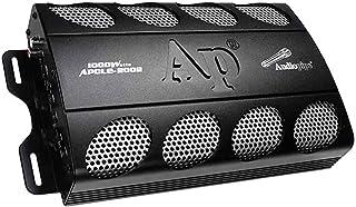 AudioPipe APCLE-2002 Class AB 2 Channel 1000 Watt MAX Car Audio Sound System Power Amplifier Kit with Bass Knob, RCA Inpu...