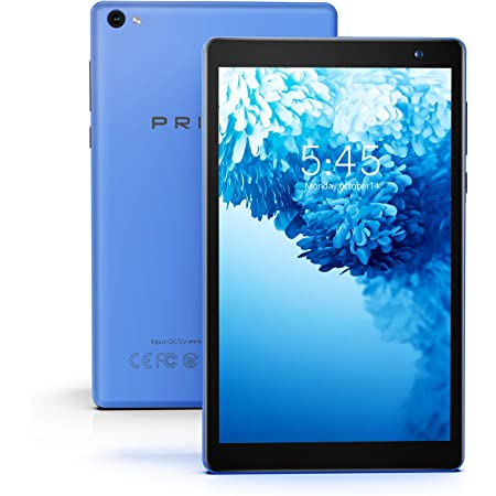 Amazon Com Pritom 7 Inch Tablet Android 9 0 Go Tablet Pc With 32 Gb Storage Quad Core Processor Hd Ips Display Dual Cameras Wifi Bluetooth Android Tablet Blue Computers Accessories
