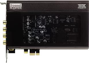 Creative Sound Blaster X-Fi Titanium HD Internal Sound Card with THX SB1270
