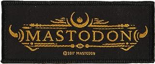Mastodon Standard Patch: Logo (loose)