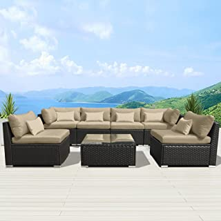 Beige Patio Furniture Sets Amazoncom