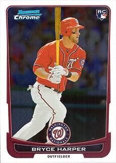 bryce harper bowman rookie card