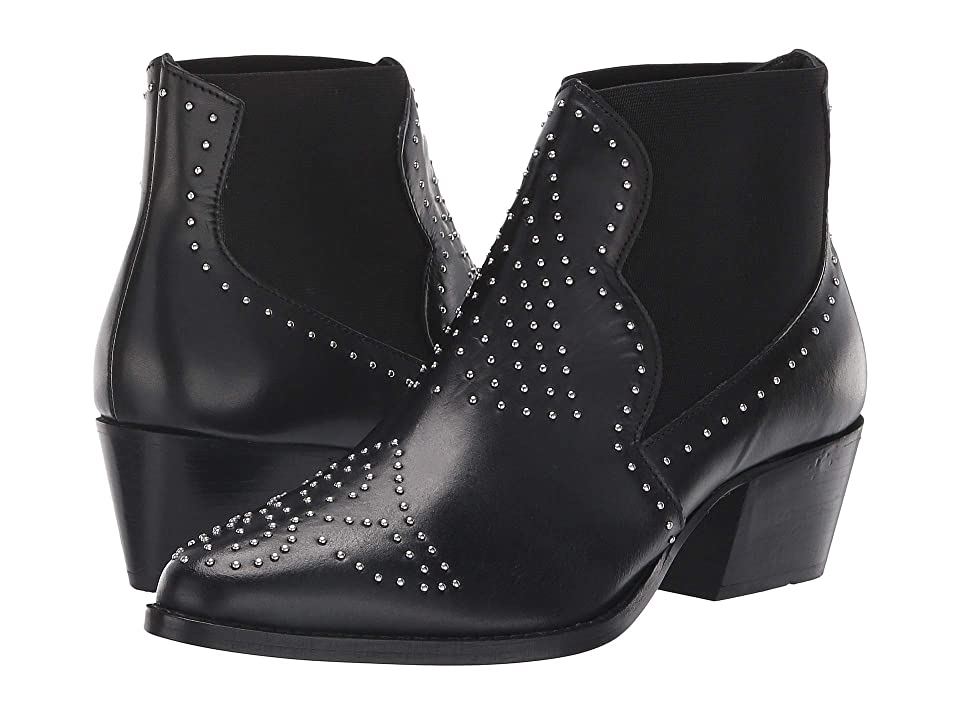 Charles by Charles David Zach Studded Bootie (Black Leather) Women