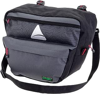 Axiom Bag Axiom Handlebar Seymour O-Weave P7 Grey/Black - 404050-01
