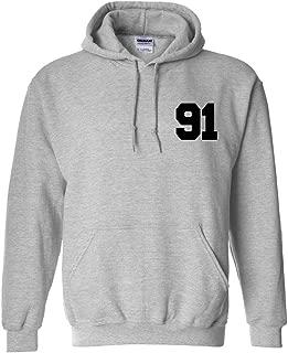 American Tee Co. Dylan O'Brien 91 Unisex Mens Womens Hoodie Sweatshirt Jumper Pullover