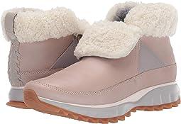 Dove Shimmer Leather WP/Ivory Shearling/Petal/Fog